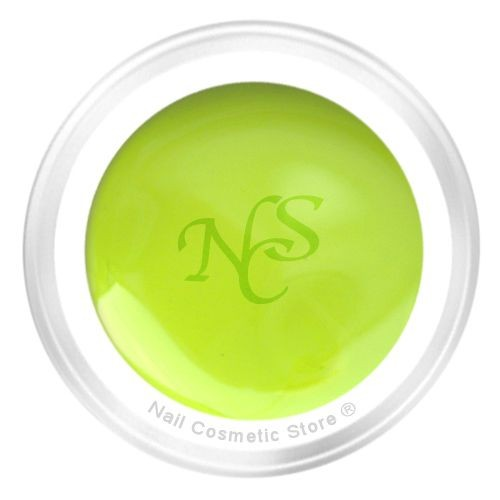 NCS Farbgel 204 Lime 5ml - Vollton - grün gelb
