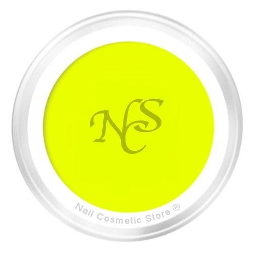 NCS Neon Farbgel 2 Zitrus 5ml - Gelb