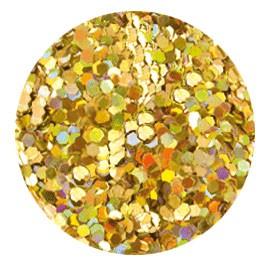 NCS™ Glitterpailletten - Gold