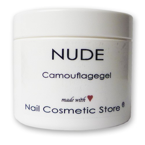 Camouflage Gel NUDE 50ml