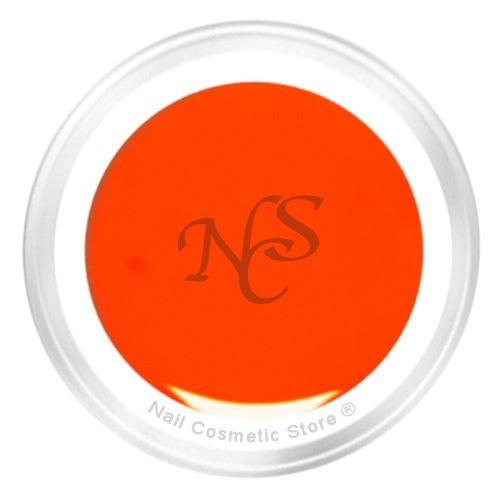 NCS Neon Farbgel 9 Clementine 5ml - Orange