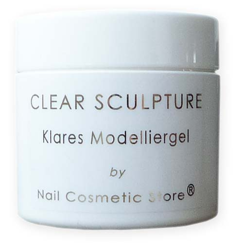 Clear SCULPTURE Gel 50ml